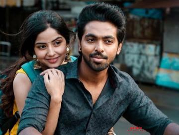 Sivappu Manjal Pachai Idhudhaan video song GV Prakash Kashmira - Tamil Movie Cinema News