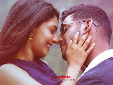 Action Sogasa Video Song Vishal Aishwarya Lekshmi - Tamil Movie Cinema News