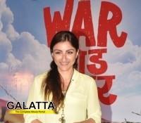 Soha Ali Khan wraps up shooting for War Chhod Na Yaar!