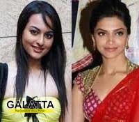 'I love Jaipur', say Sonakshi and Deepika!