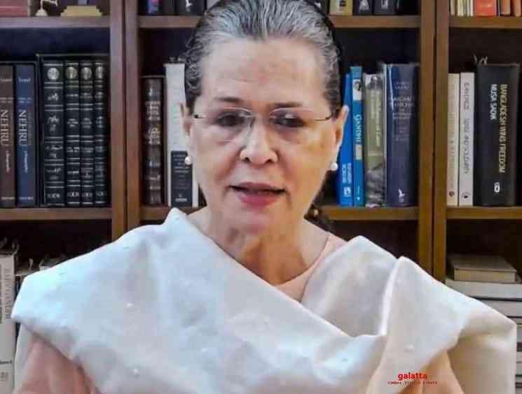 Sonia Gandhi questions Centre on lockdown plan coronavirus - Tamil Movie Cinema News