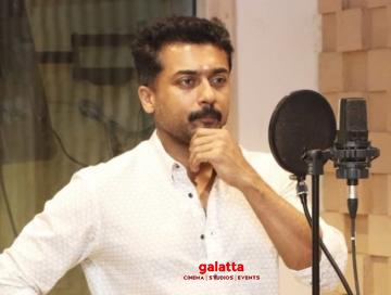 Soorarai Pottru songs Suriya dubbing Sudha Kongara GV Prakash - Tamil Movie Cinema News