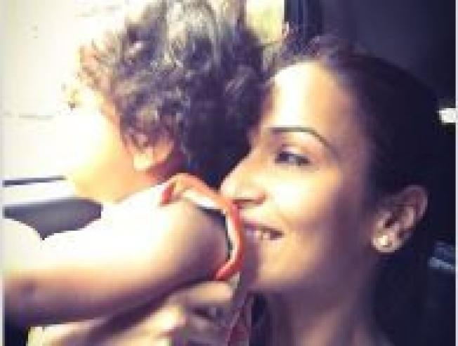 VIRAL TRENDING Soundarya shares a special candid picture