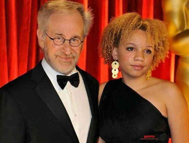 Steven Spielberg daughter Mikaela announces she a porn star - Tamil Movie Cinema News
