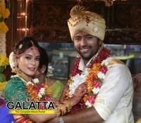 Shanthnu Bhagyaraj ties knot to Keerthi