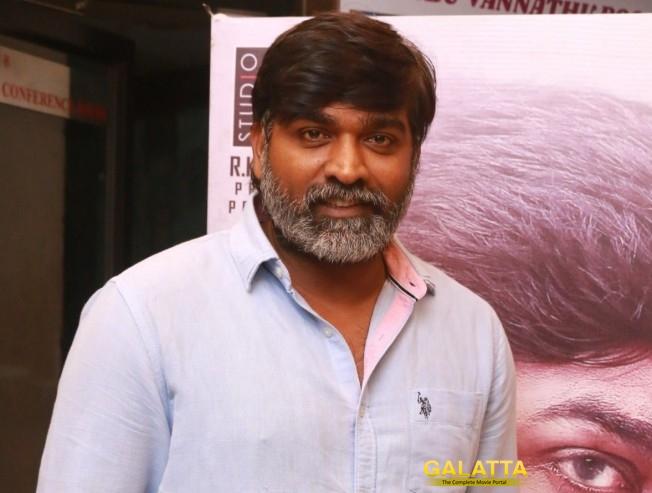 Vijay Sethupathi's next will be 'Karuppan'