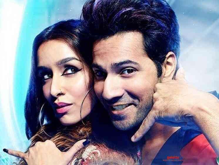 Lagdi Lahore Di Street Dancer 3D Varun Shraddha - Telugu Movie Cinema News