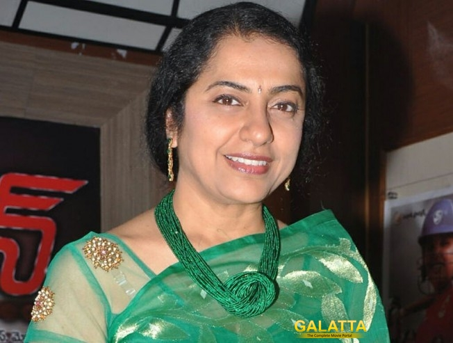 Suhasini to direct a stage play