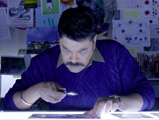 Sundar C as the lead in his next film titled Iruttu official teaser is here