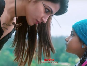 Sundar C iruttu movie sneak peek 4 Sakshi Chaudhary Sai Dhanshika - Tamil Movie Cinema News