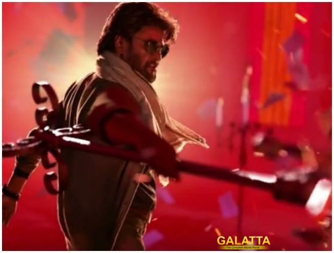 Superstar Rajinikanth's Massive Update on Petta!