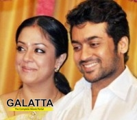 Suriya, Jyothika - Date!