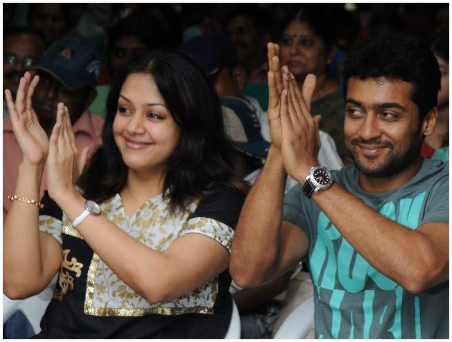 Exciting new announcement on Suriya-Jyothika's next film