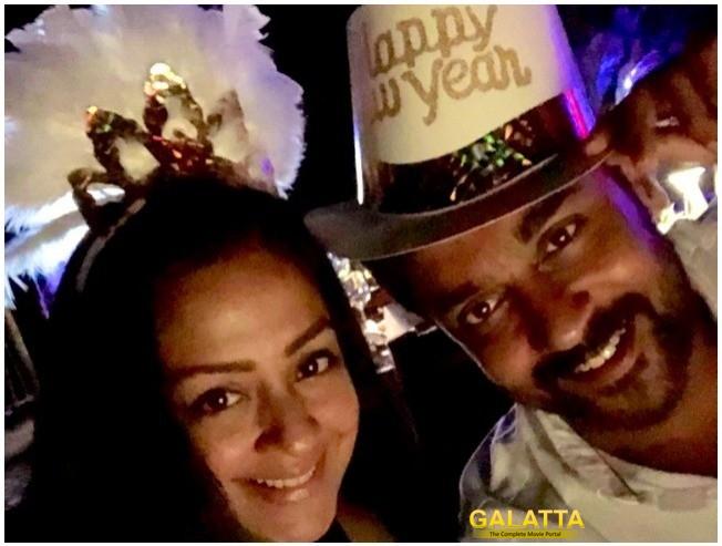 Suriya Jyothika New Year 2019 Statement NGK Kaappaan Suriya 38 Suriya 39 - Tamil Movie Cinema News