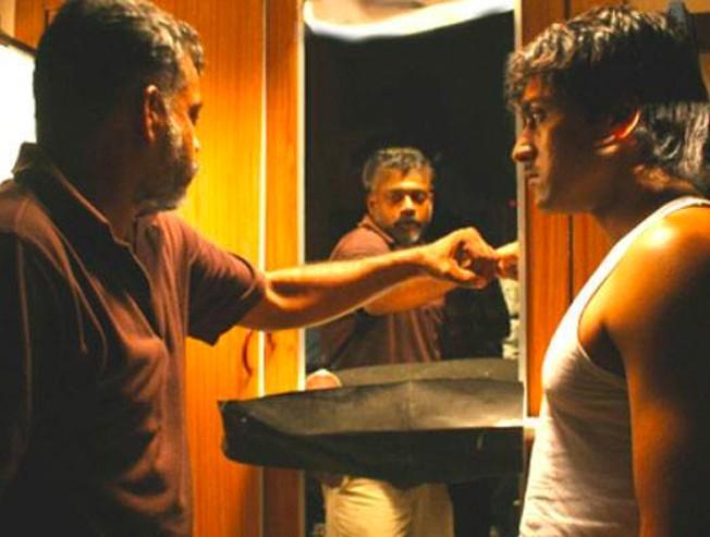 Director Gautham Menon and actor Suriya  film is on and producer Kalaipuli S Thanu