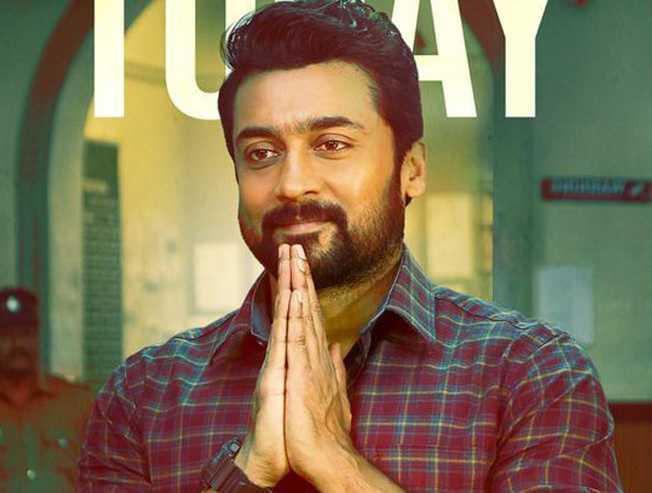 Look what Suriya said on NGK release day! - Tamil Cinema News