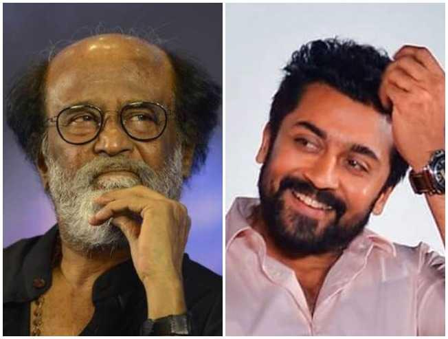 Kaappaan audio launch Suriya speech about Rajinikanth - Tamil Movie Cinema News