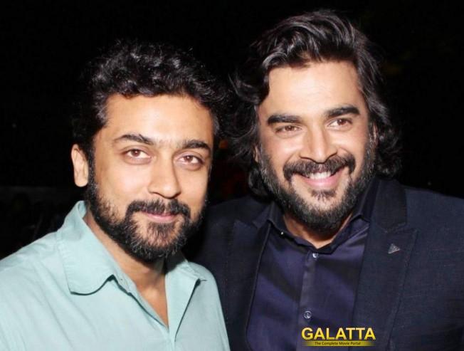 Madhavan Rocketry The Nambi Effect Movie Suriya Role