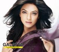 Sushmita in 'The Indian Woman'