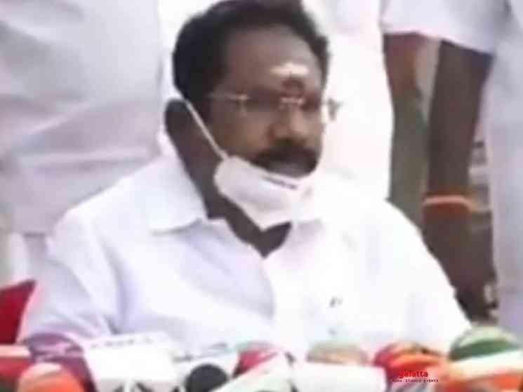 Sellur Raju reopen TASMAC wine shops to avoid illicit arrack - Tamil Movie Cinema News
