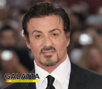 Sylvester Stallone for I's US premiere