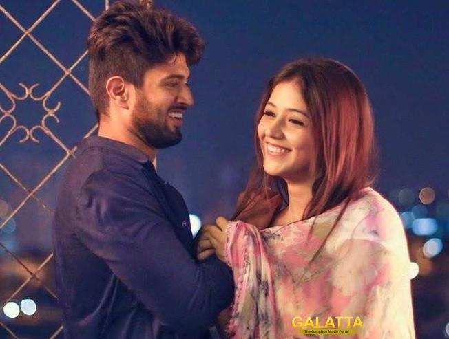 Vijay Deverakonda Taxiwaala Maate Vinadhuga Video Song Is Out