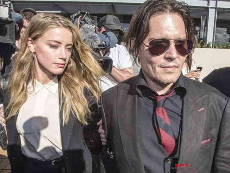Aquaman Amber Heard lied Johnny Depp case photo evidence - Tamil Movie Cinema News