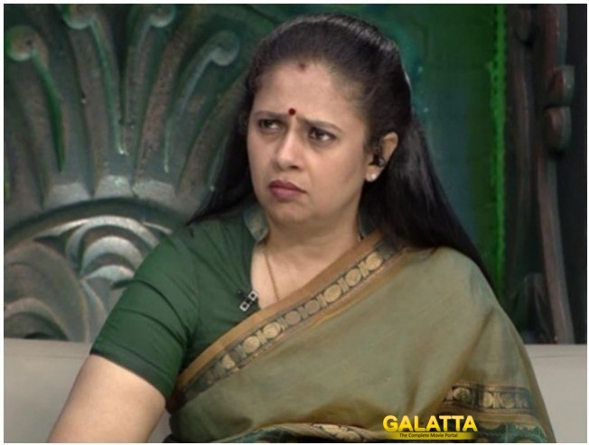Solvathellam Unmai Lakshmy Ramakrishnan Quits And Bids Farewell To Popular TV Show