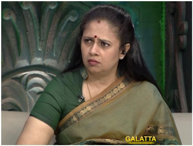 Stay Order Issued Against Telecast Lakshmy Ramakrishnan Solvathellam Unmai