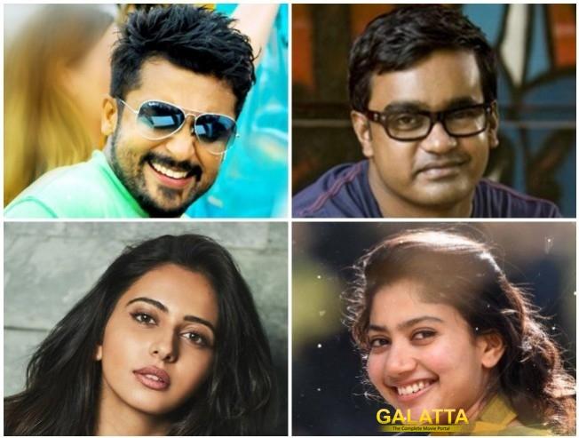 NSK Suriya Rakul Preet Sai Pallavi Production To Wrap In August