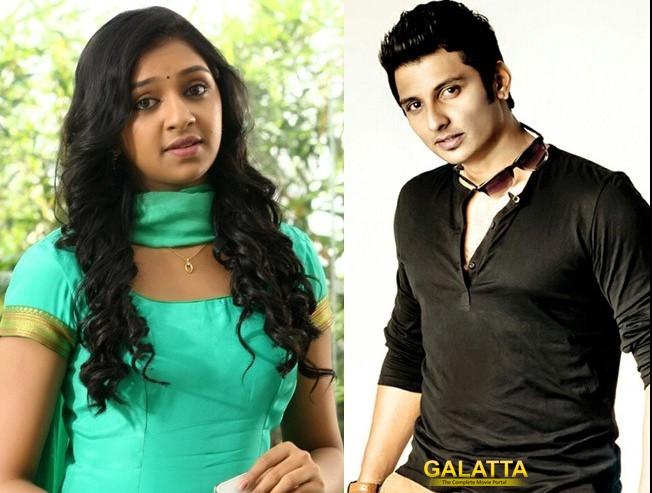 jiiva to romance lakshmi menon - Tamil Movie Cinema News