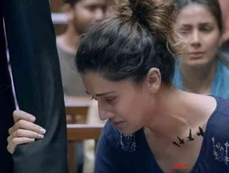 Taapsee Pannu reveals the meaning of her Pink movie tattoo - Tamil Movie Cinema News