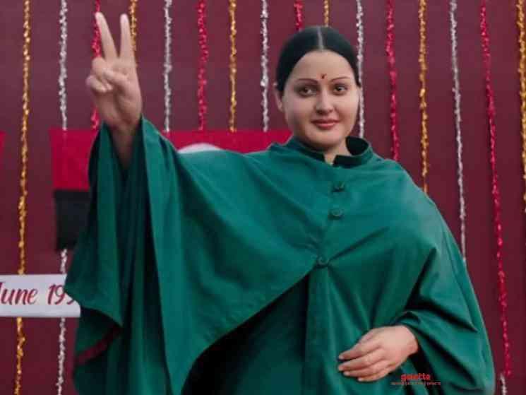 Kangna Ranaut wants to play Kannagi if Thalaivi succeeds - Tamil Movie Cinema News