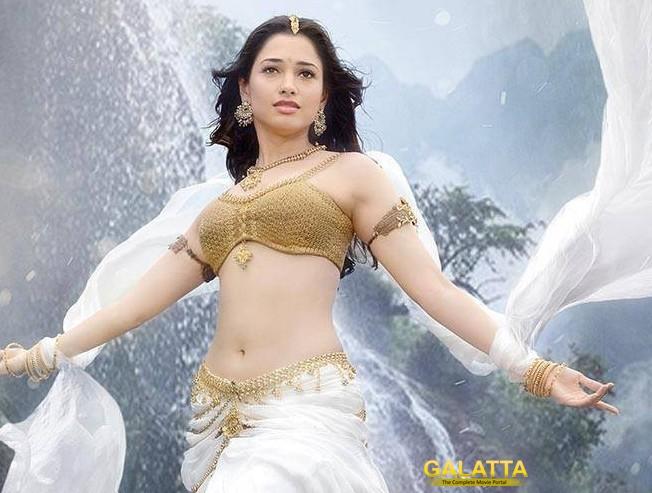 Tamannah to join Bahubali 2 sets!
