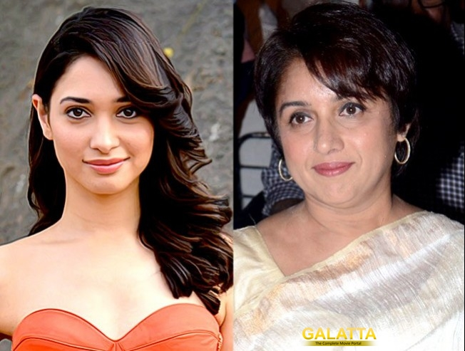 When Revathy inspired Tamannaah for Devi(L)