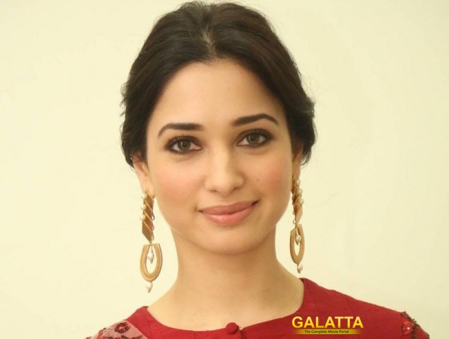Tamannaah, Prabhudeva in Kolayuthir Kaalam Hindi remake