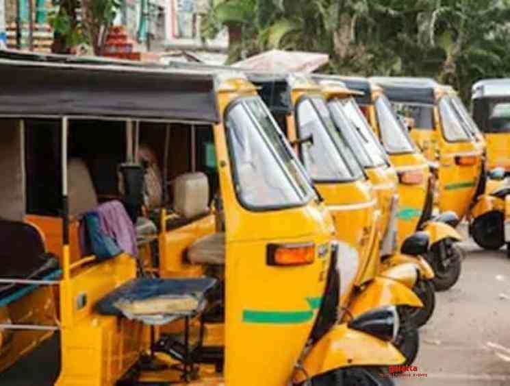 Coronavirus lockdown Tamil Nadu Autos cycle rickshaws ply May 23 - Tamil Movie Cinema News