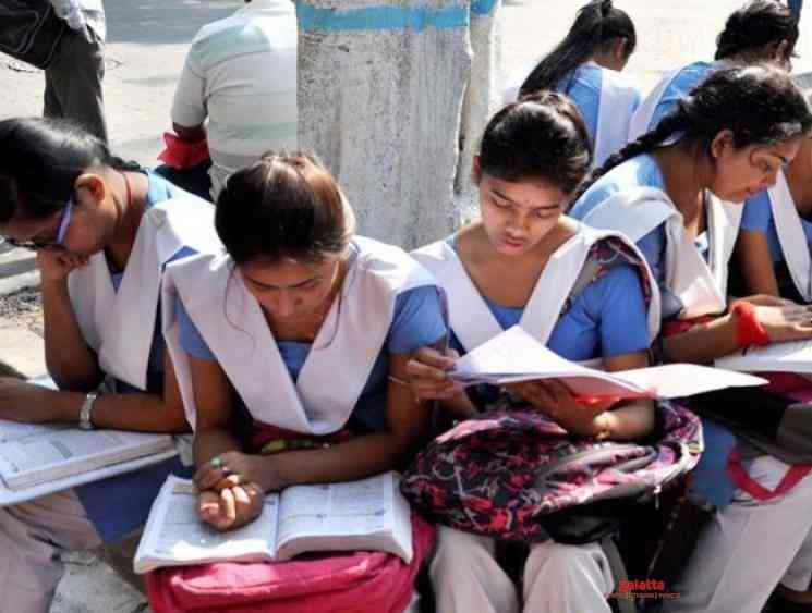 Corona lockdown Tamil Nadu SSLC public exams time table in June - Tamil Movie Cinema News