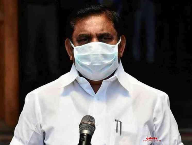 Tamil Nadu number one coronavirus relief Edappadi Palaniswami - Tamil Movie Cinema News