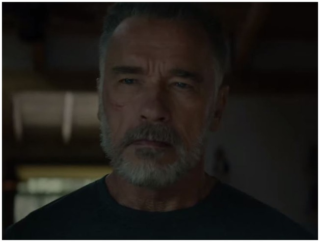 Terminator Dark Fate Teaser Trailer Arnold Schwarzenegger James Cameron Linda Hamilton