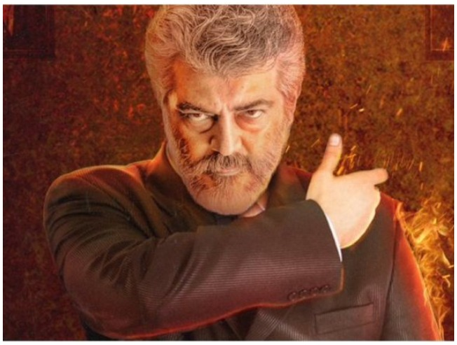 2.0 actor joins 'Thala' Ajith's Nerkonda Paarvai