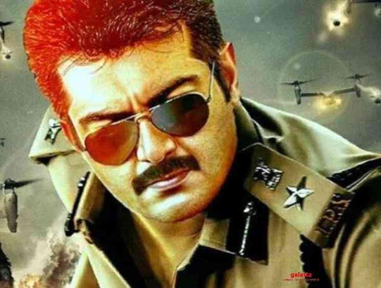 Ajith Valimai gets Yogi Babu after Viswasam - Tamil Movie Cinema News
