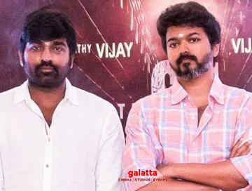 Thalapathy 64 Vijay Sethupathi film Yaadhum Oore Yaavarum Kelir - Tamil Movie Cinema News