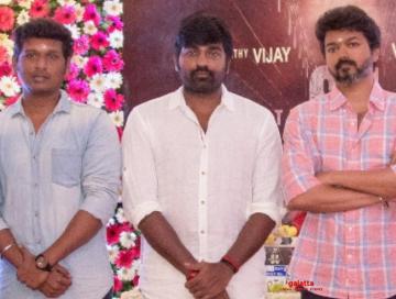 Thalapathy 64 director Lokesh Kanagaraj Vijay new film denied - Movie Cinema News