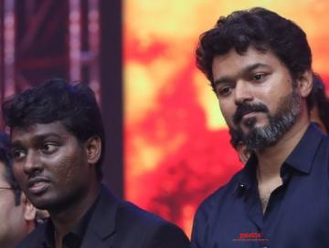 Thalapathy Vijay Bigil director Atlee Hollywood actor Bill Duke - Tamil Movie Cinema News