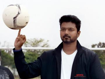 Bigil producer's official statement on VFX in football scenes
