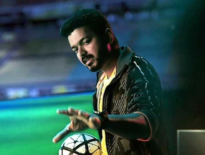 Vijay's Bigil gets a mass competitor this Diwali - check it out!