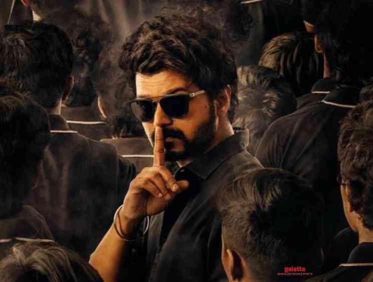 Thalapathy Vijay Master dubbing begins Lokesh Kanagaraj Anirudh - Tamil Movie Cinema News