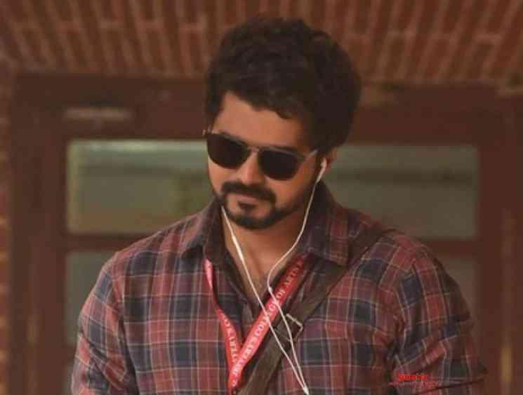 Vijay Master second single super cool update from Anirudh team - Tamil Movie Cinema News