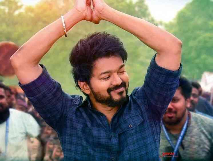 Vijay Vaathi Coming song in Master hits 100 million on Tik Tok - Tamil Movie Cinema News